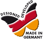 Designed Developed Made In Germany
